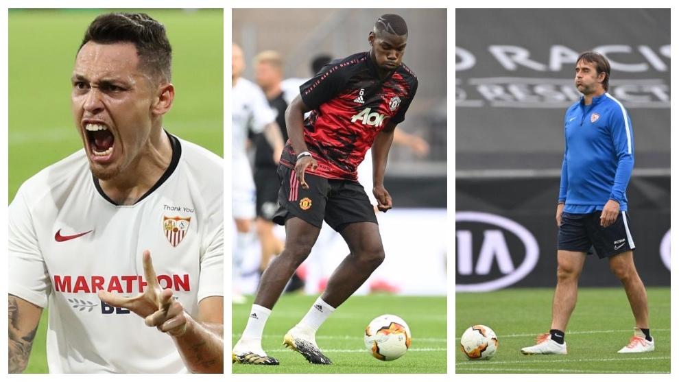 Sevilla Vs Manchester United The Keys For Sevilla To Eliminate Manchester United In The Europa League Semi Final Marca In English