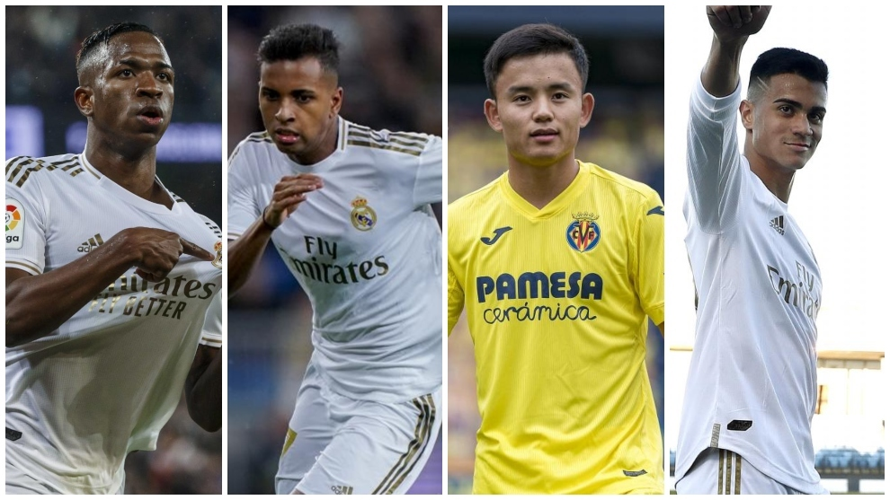 Four Real Madrid players make the cut as Golden Boy list is trimmed to 60
