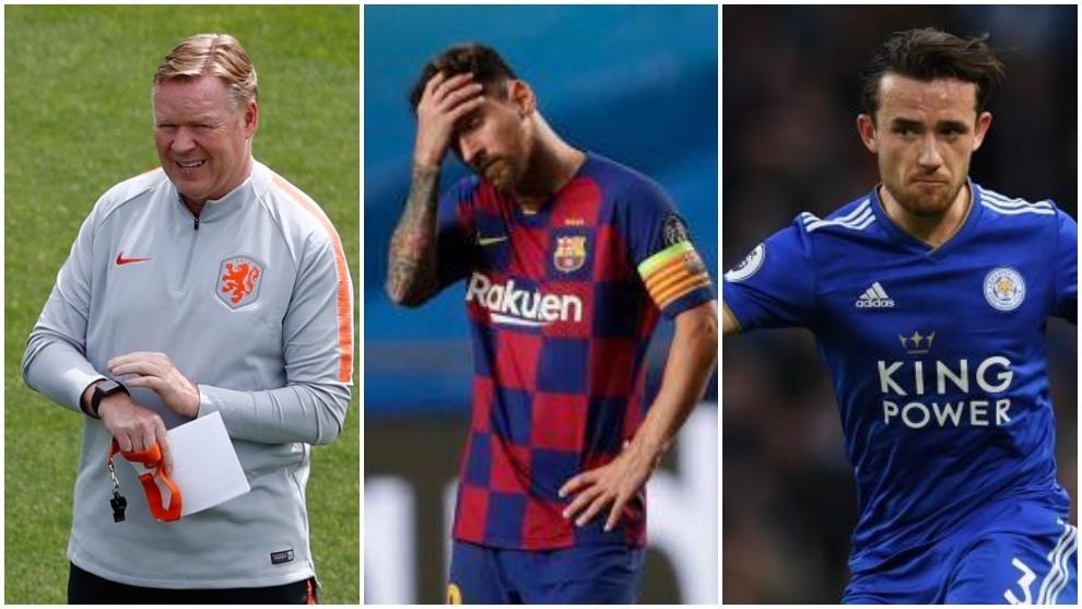 El mercado de fichajes de hoy, en directo: el City confía en conseguir a Messi, Koeman interesa en Barcelona, el Chelsea a punto de conseguir a otro jugador y mucho más