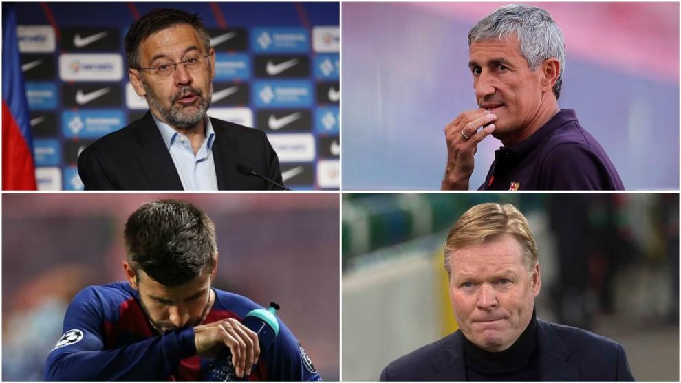 Las siete preguntas claves a la crisis del Barcelona