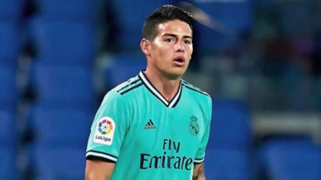 James Rodríguez lanza guiño a la Liga Mx y no descarta jugar en México