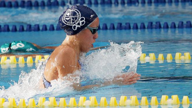 Jessica Vall, en imagen de archivo