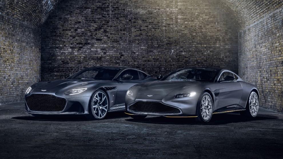 Aston Martin 007 Edition: los coches de Sin Tiempo Para Morir que puedes comprar