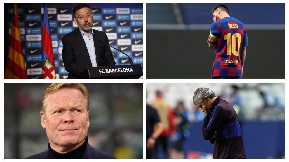 Ronald Koeman es el nuevo entrenador del Barcelona — Ya es oficial