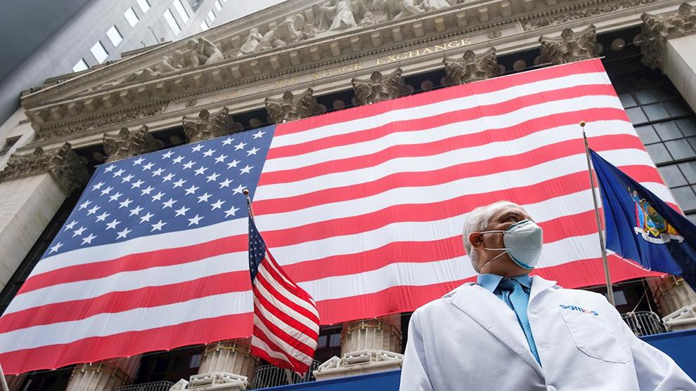 La pandemia del coronavirus sigue arrasando Estados Unidos