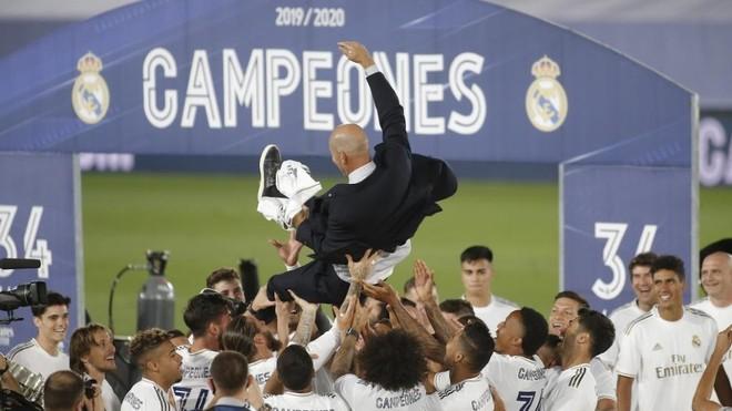 Zidane no tiene quien le escriba