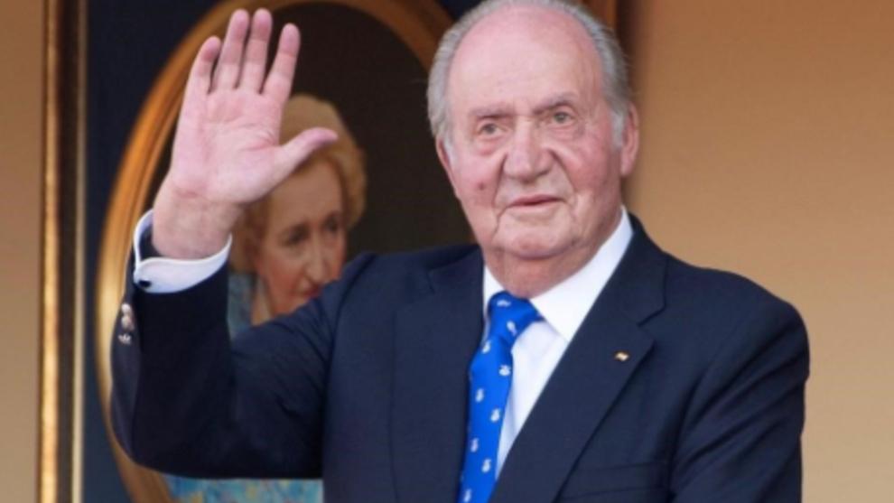 Juan Carlos I reside actualmente en Abu Dabi