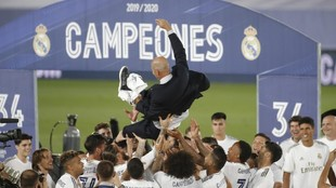 """""""Zidane no tiene quien le escriba"""""""