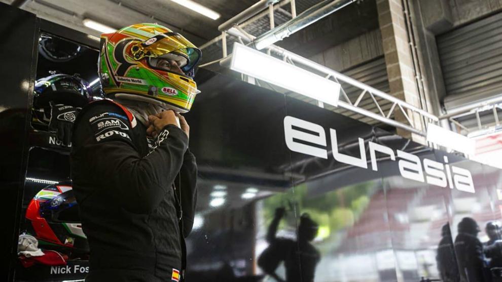 Roberto Merhi.