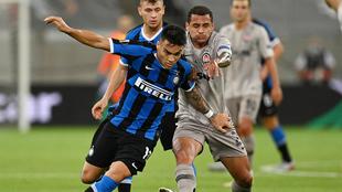 Inter de Milán clasifica a la final de la Europa League.