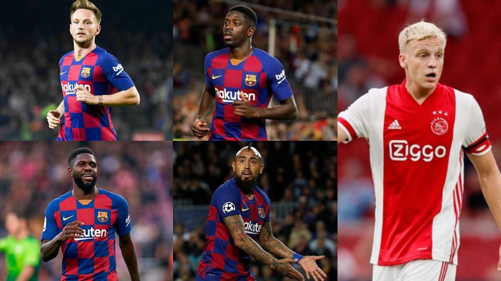 El mercado de fichajes de hoy, en directo: El primer deseo de Koeman, la apuesta del United por cuatro jugadores del Barça...