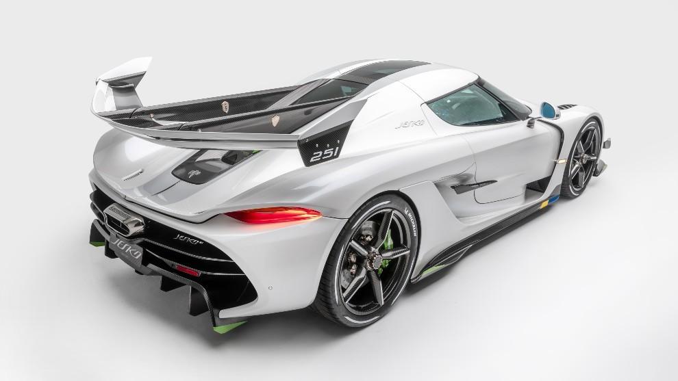 ¿El opcional más caro del mundo? Un color del Koenigsegg Jesko cuesta lo mismo que un Lamborghini