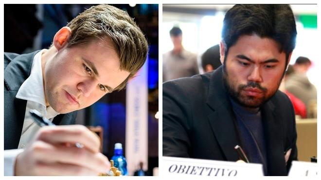 Carlsen - Nakamura, así se desarrolló la quinta manga de la final