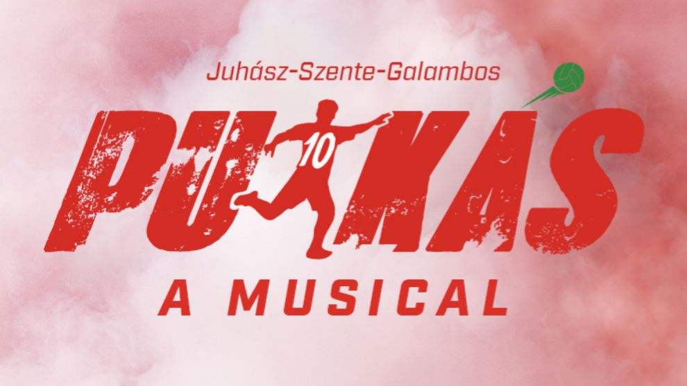 Musical to pay tribute to the life of Puskas