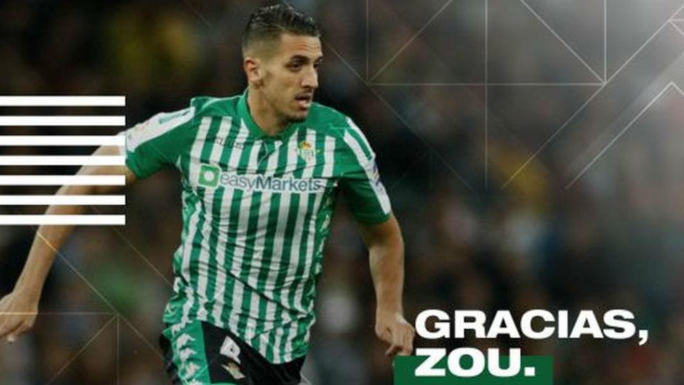 Betis y Sporting de Portugal acuerdan el traspaso de Zou Feddal