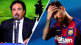 """El polémico dardo de Hugo Sánchez a Messi: """"Le falta liderazgo"""""""