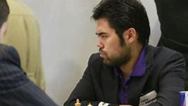 Nakamura, a una manga de ganar a Carlsen la final del Chess24.com
