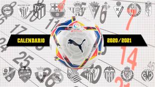Así será el calendario de Liga: el Madrid vuelve en la 2ª jornada, Barça, Atleti y Sevilla en la 3ª
