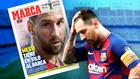 Messi medita irse del Barça: los tres escenarios posibles