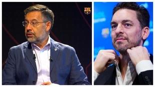 """La caja del Barça no da para tanto: """"No podríamos pagar lo que Pau Gasol cobra..."""""""