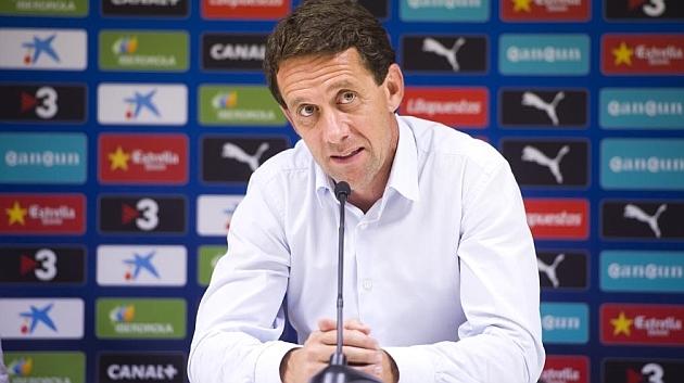 Ramón Planes, durante su etapa en el Espanyol.