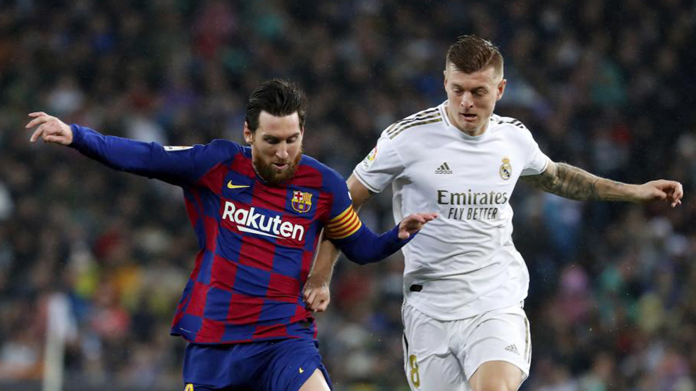 Kroos: There were some malicious celebrations after Barcelona's defeat