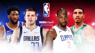 Los Playoffs NBA, en directo: Jazz vs Nuggets