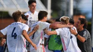 La pizarra de Raúl lleva al Real Madrid a las semifinales