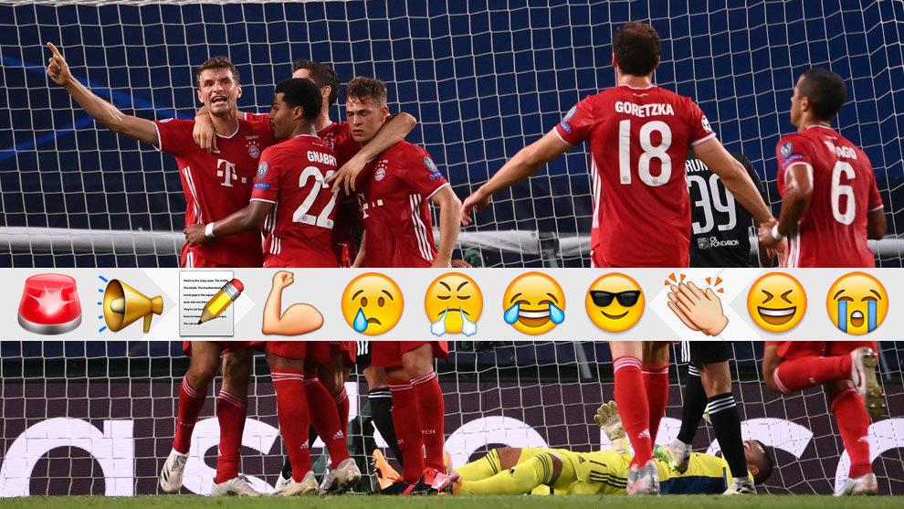 El Bayern a este ritmo ganaría LaLiga de calle