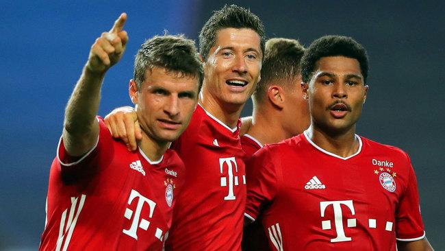 Mucho Bayern y mucha final