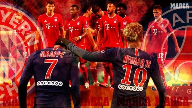 Una final tremenda: el rodillo de Europa contra el PSG de Neymar y Mbappé