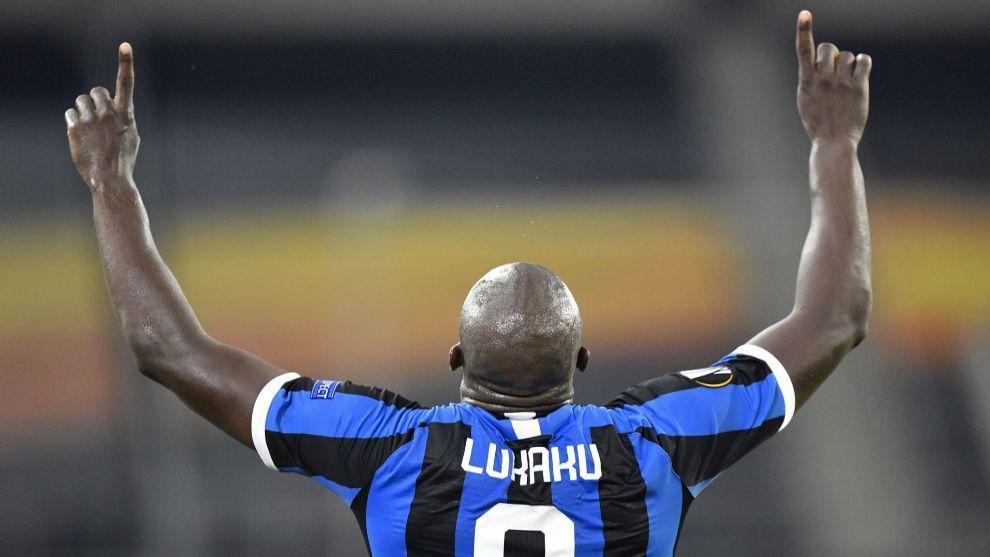 Lukaku comes into the Milan derby better than the world's very best goalscorers