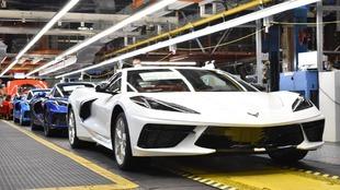 Chevrolet Corvette 1.750.000