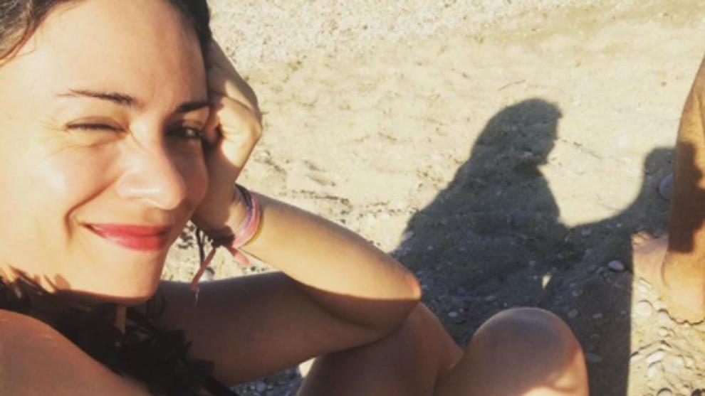 Ana Arias, en una reciente publicación de Instagram