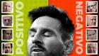 Montaje de Leo Messi con algunos de los protagonistas del reportaje