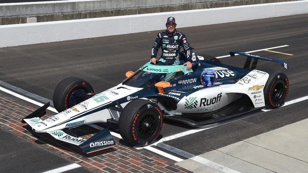 "Alonso, confiado de cara a la carrera: ""Podemos remontar, vamos a ir a por ello"""