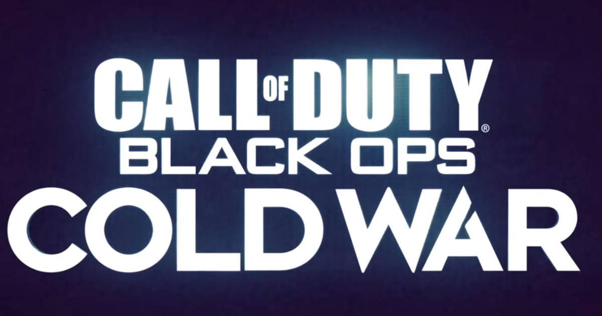 Portada de Call of Duty: Black Ops Cold War.