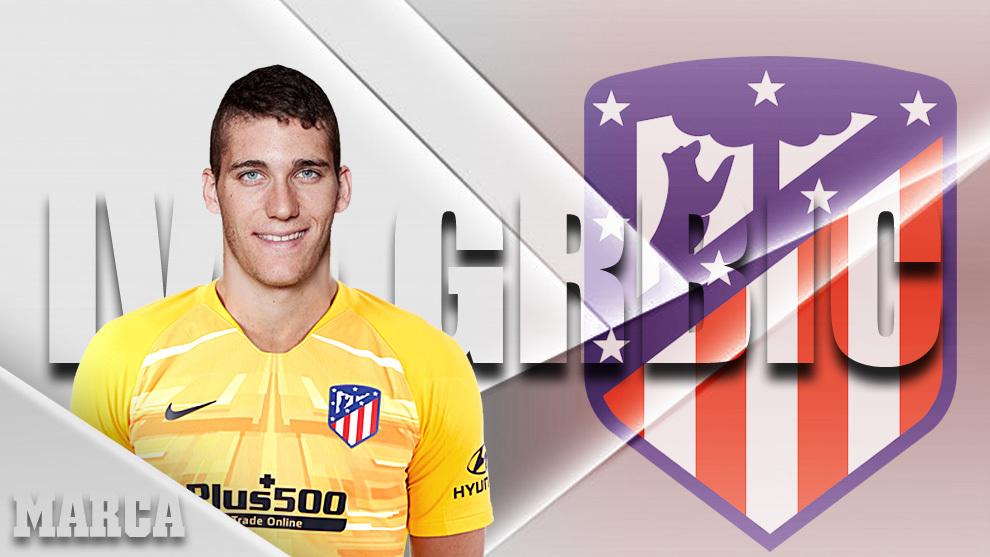 Ivo Grbic, nuevo jugador del Atlético