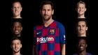 La lista de intransferibles del Barça