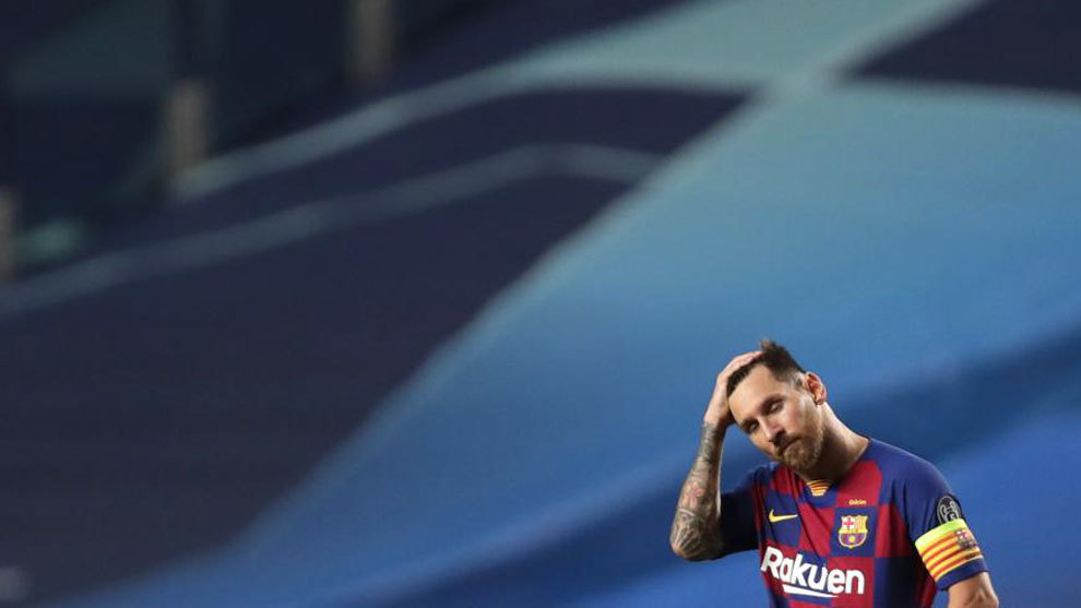 Messi's decision is based on more than football