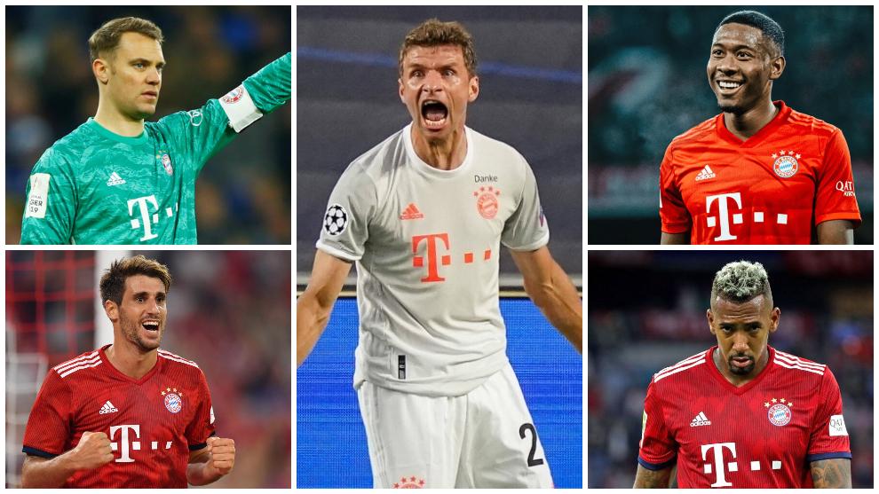 El nuevo Bayern no es tan nuevo