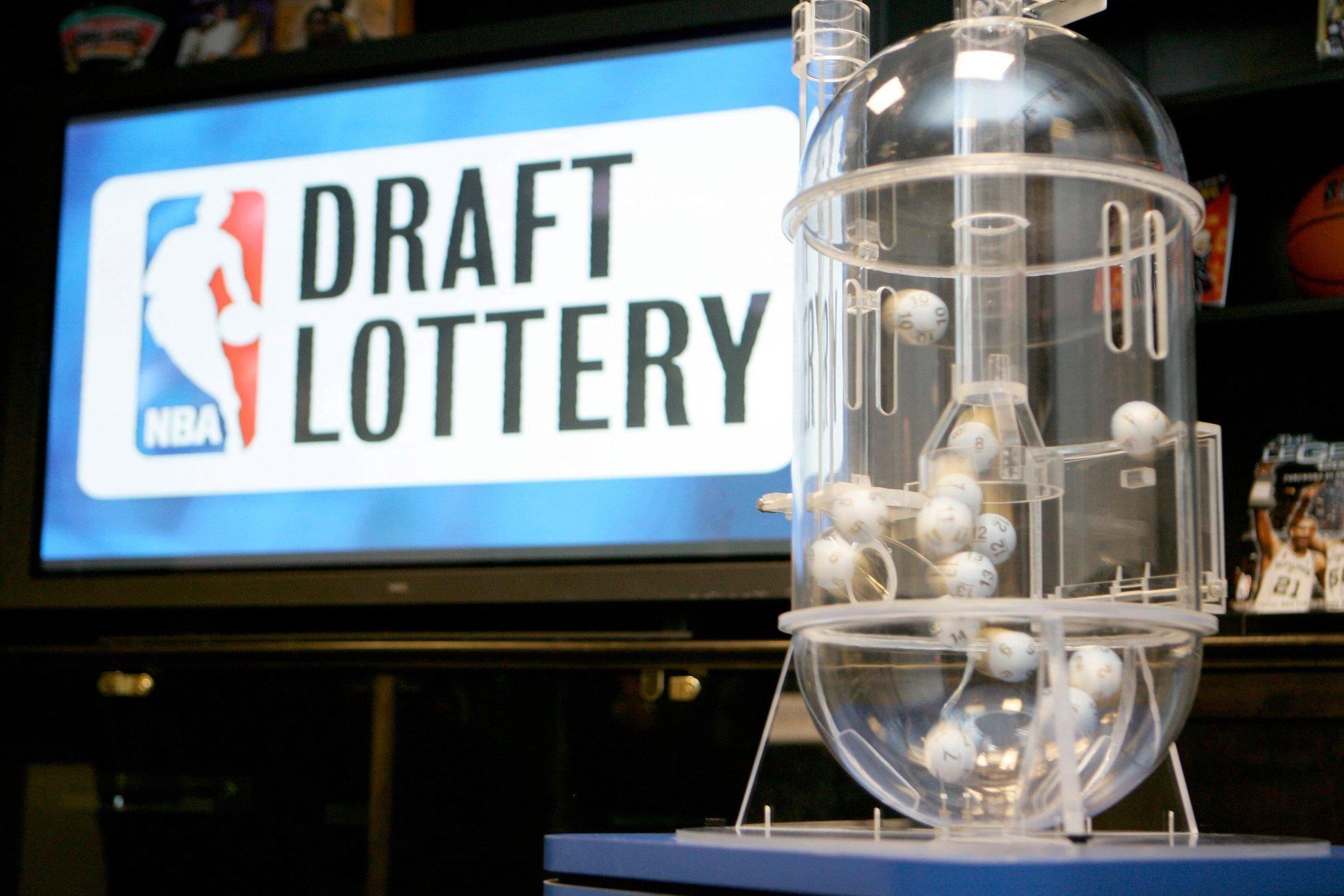 Minnesota gana la primera elección del Draft vía la loteria — NBA