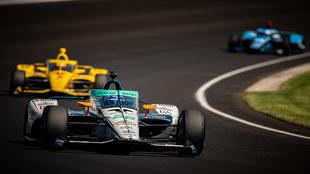 Alonso termina 23º, con McLaren dominando el Carb Day