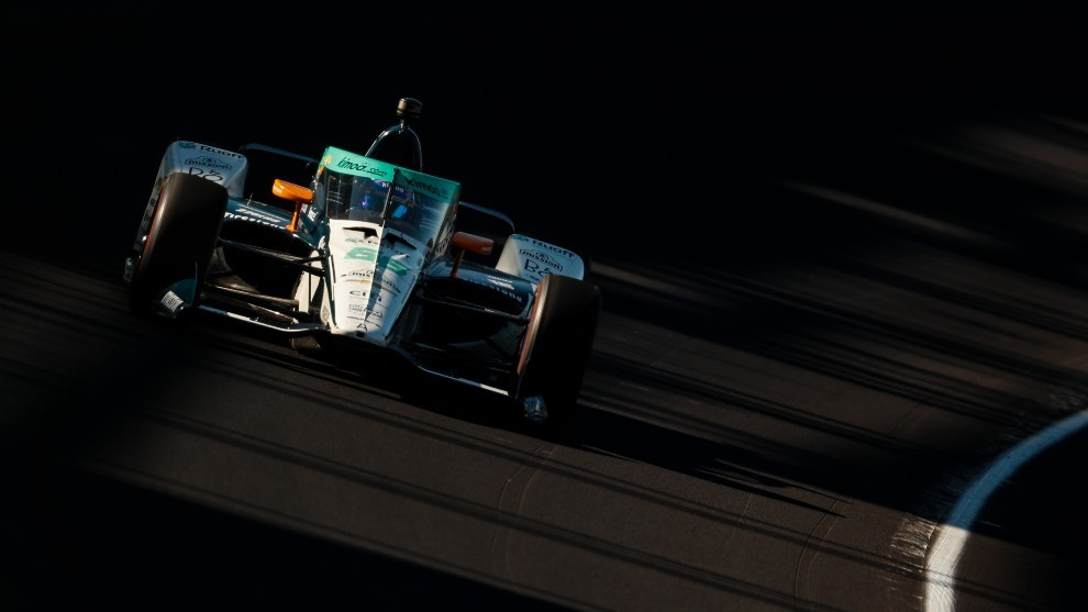 Alonso saldrá a las 500 Millas desde la posición 26ª.