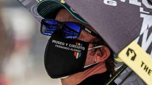 Próxima parada para Fernando Alonso: la carrera.