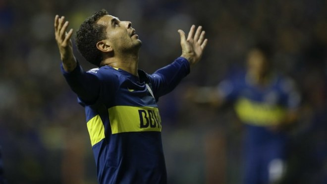 Cardona vuelve a Boca Juniors.