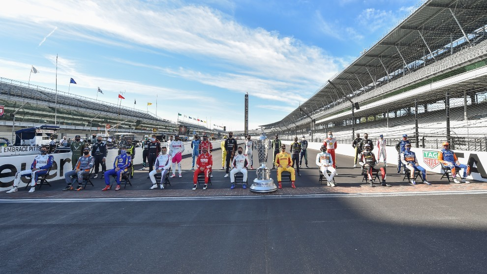 Los 33 pilotos tienen opciones de victoria en las 500 Millas.