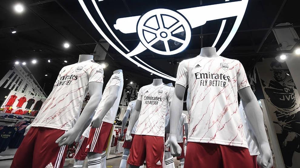 Premier League: ¿Qué tiene la nueva camiseta del Arsenal de la que todos  hablan? | Marca.com