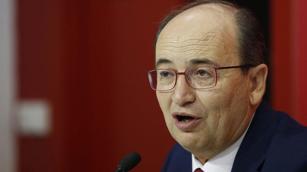 """Pepe Castro: """"La intención es aumentar el presupuesto y mantenerse en Champions"""""""