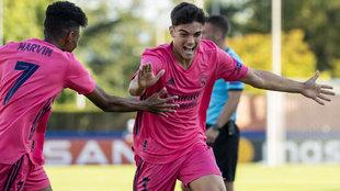 El 'Raúl Madrid' derriba el muro y jugará la final de la Youth League